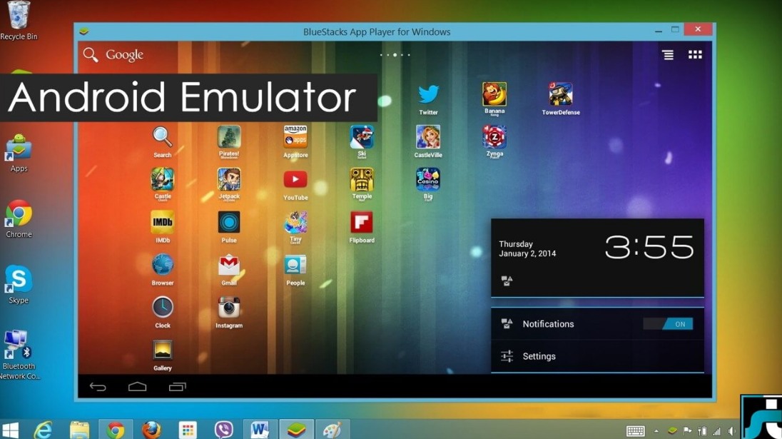 BlueStacks Android Emulator Software