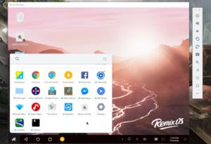 Remix OS Player Android Emulator