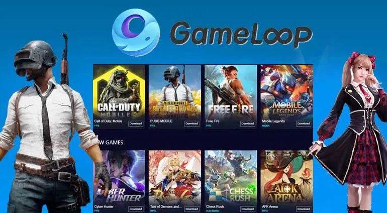 GameLoop Emulator Free Download