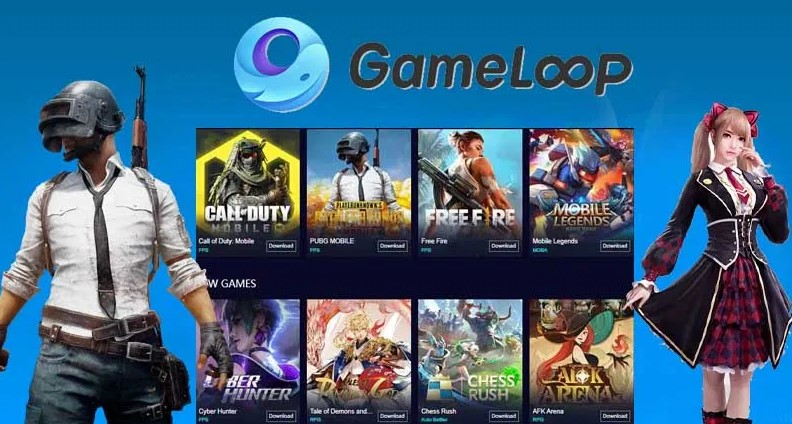 GameLoop Emulator Free Download