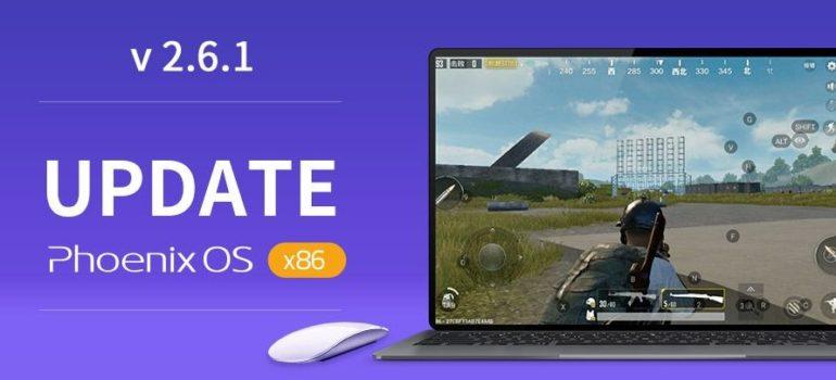 Download Phoenix OS FREE for Windows [6432 Bit]