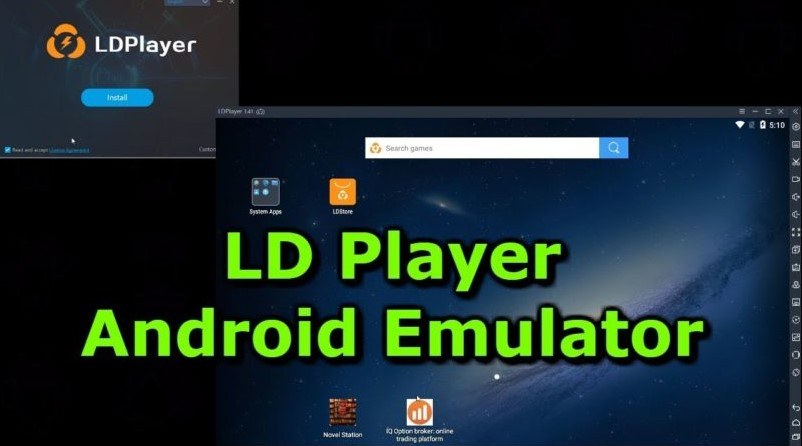 LDPlayer - FREE Emulator to Play Games